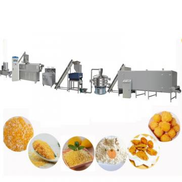 Automatic China Datong Bread Crumbs Processing Extruder Making Machine Production Line Double Screw Extruder Production Plant Equipment