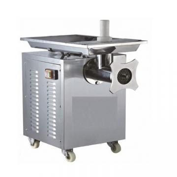 Commercial Grade Table Electric Heavy Duty Desktop Style Meat Grinder with Stainless Steel Material