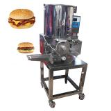 Automatic Burger Patty Meat Potato Cutlets Maker Making Machine