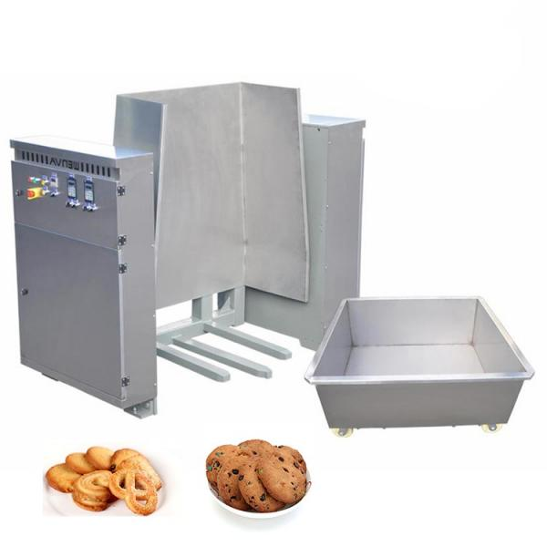 Fully Automatic Complete Biscuit and Cookie Making Machine Biscuit Production Line #2 image