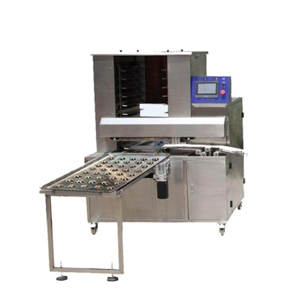Fully Automatic Complete Biscuit and Cookie Making Machine Biscuit Production Line #3 image