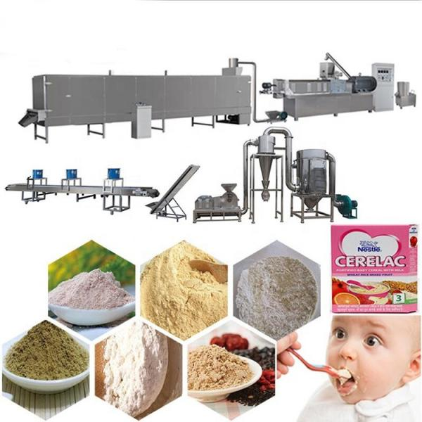 Industrial Automatic Baby Food Maker Machine Production Line #2 image
