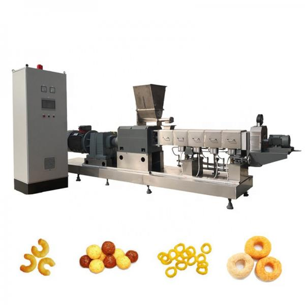 Automatic Candy Snack Food Chocolate Making Machine #1 image