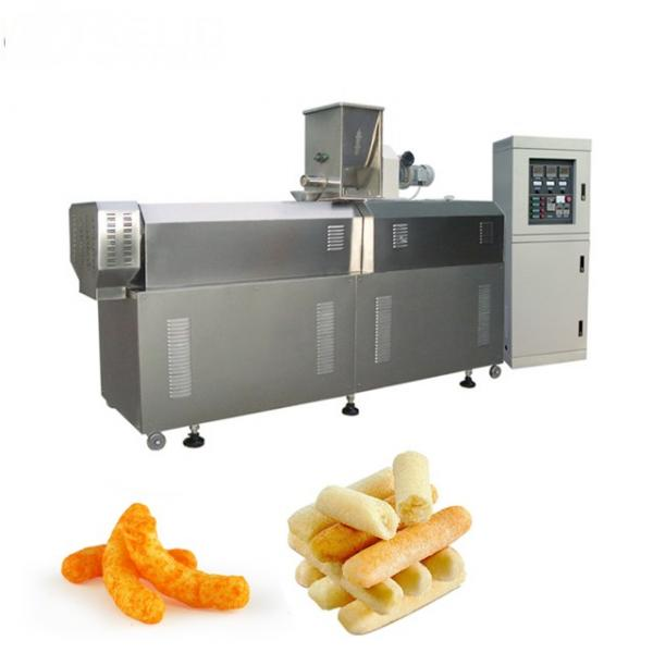 Total Quality Control Oat Flakes Making Machine Snack Machine #1 image