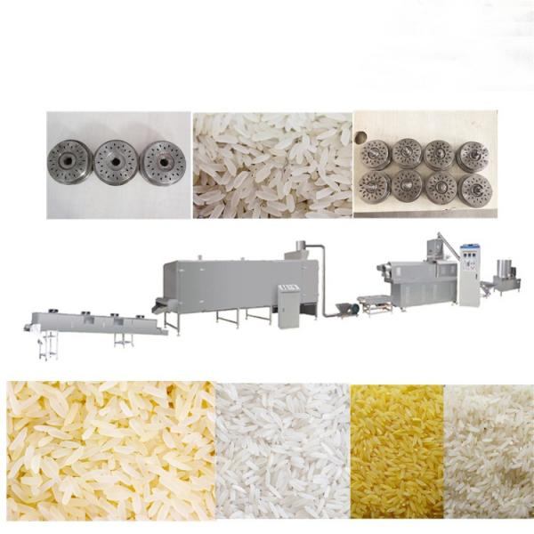 Industrial Nutrition Artificial Rice Making Machinery #1 image