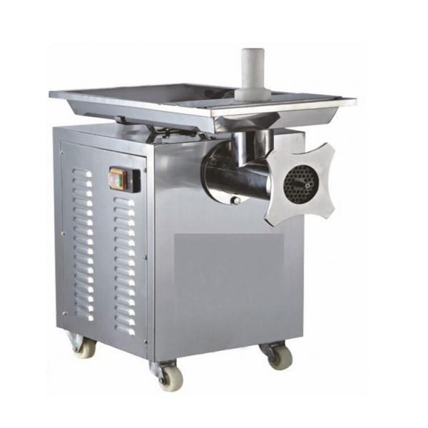 Hr-8/12/22/32 China Product Manufacturers Hand Polish Commercial Sausage Mixer Household Cooks Stainless Steel Meat Grinder with Pulley #1 image