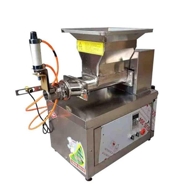 Flow Automatic Play Dough Packing Machine with Extruder #1 image