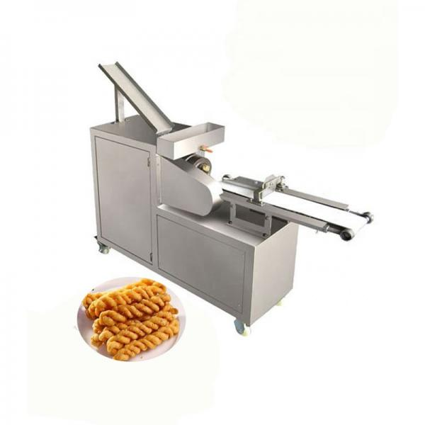High Efficiency Bakery Equipment Cookie Extruder Machine Cookie Dough Extruder #1 image