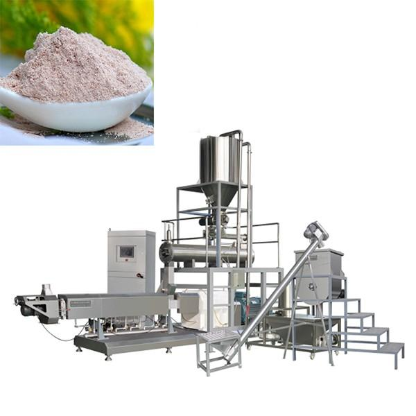 Full Automatic Instant Baby Cereal Food Machine Nutritional Rice Powder Production Line Processing Machinery #1 image
