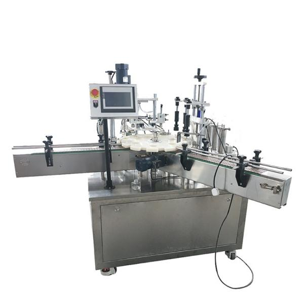 High Precision Perfume Spray Small Bottle Liquid Filling Capping Machine #1 image